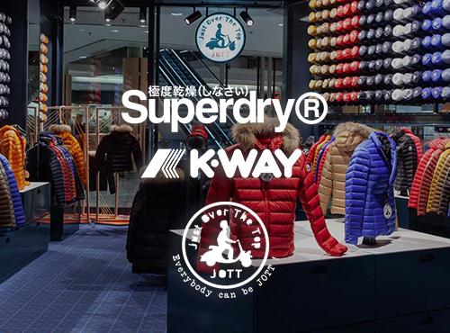 site superdry kway jott deight creation